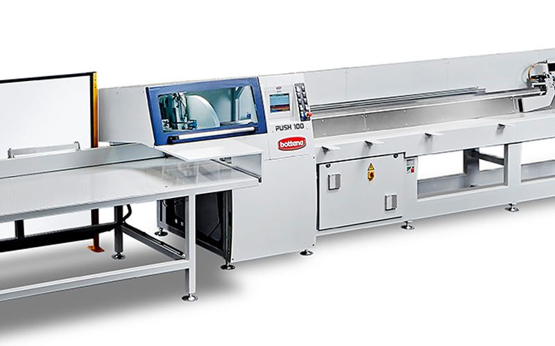 Bottene automatic cross-cut saws