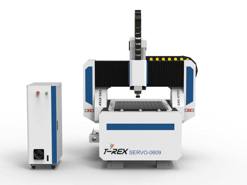 T Rex Servo 0609 Router With Servomotor